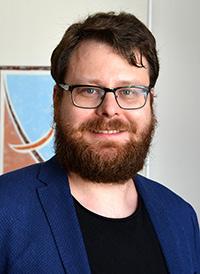 Juniorprof. Dr. Tomasz Makarewicz, Foto: Univerität Bielefeld