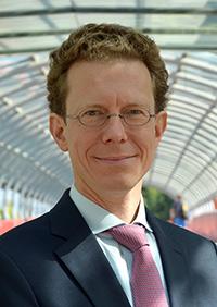 Dr. Friedrich Wenzel Bulst, Foto: Universität Bielefeld