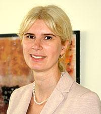 Prof'in Dr. Anna Zaharieva, Foto: Universität Bielefeld