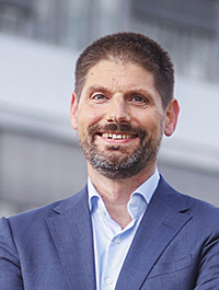Prof. Dr. Sebastian Kuhn, Foto: Universität Bielefeld/S. Jonek