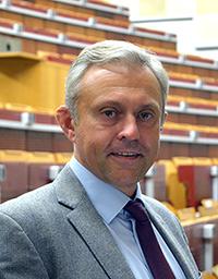 Prof. Dr. Michael Siniatchkin, Foto: Universität Bielefeld