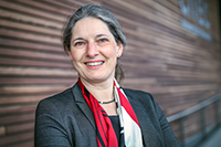 Professor Dr Barbara Hammer and her three European research colleagues receive the prestigious ERC Synergy Grant, which includes 10 million euros in research funding. Photo: Bielefeld University/S. Jonek