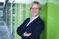 SFB spokesperson Professor Dr Angelika Epple, Bielefeld University 'Comparisons are ubiquitous – in the SFB we are investigating how the world changes when we compare.' Photo: Bielefeld University/S. Jonek
