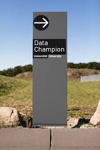 """An der Universität Bielefeld sucht das Kompetenzzentrum Forschungdaten """"Data Champions""""."""