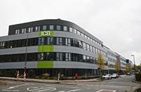 Das Gebäude an der Morgenbreede, Ecke Voltmann-straße, gehört jetzt der Universität. In Zukunft heißt das Gebäude R.1. Foto: Universität Bielefeld