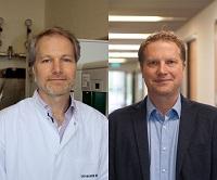"""Prof. Kristian Müller und Dr. Sebastian Wrede (Technische Fakultät) erhalten das """"digi-Fellowship"""" der Universität Bielefeld für Innovationen in der digitalen Hochschullehre"""