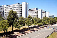 Die Universität Bielefeld wurde von  ihren Studierenden beim aktuellen CHE-Hochschulranking bewertet. Foto: Universität Bielefeld