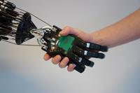 Robot / Human handshake