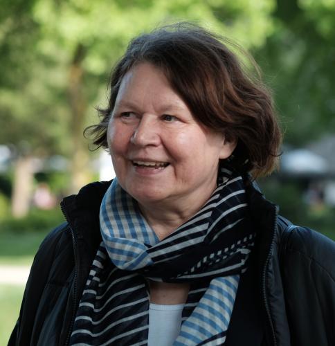 Schütze, Sylvia Birgit